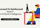 Difference between Informed and Uninformed search in AI