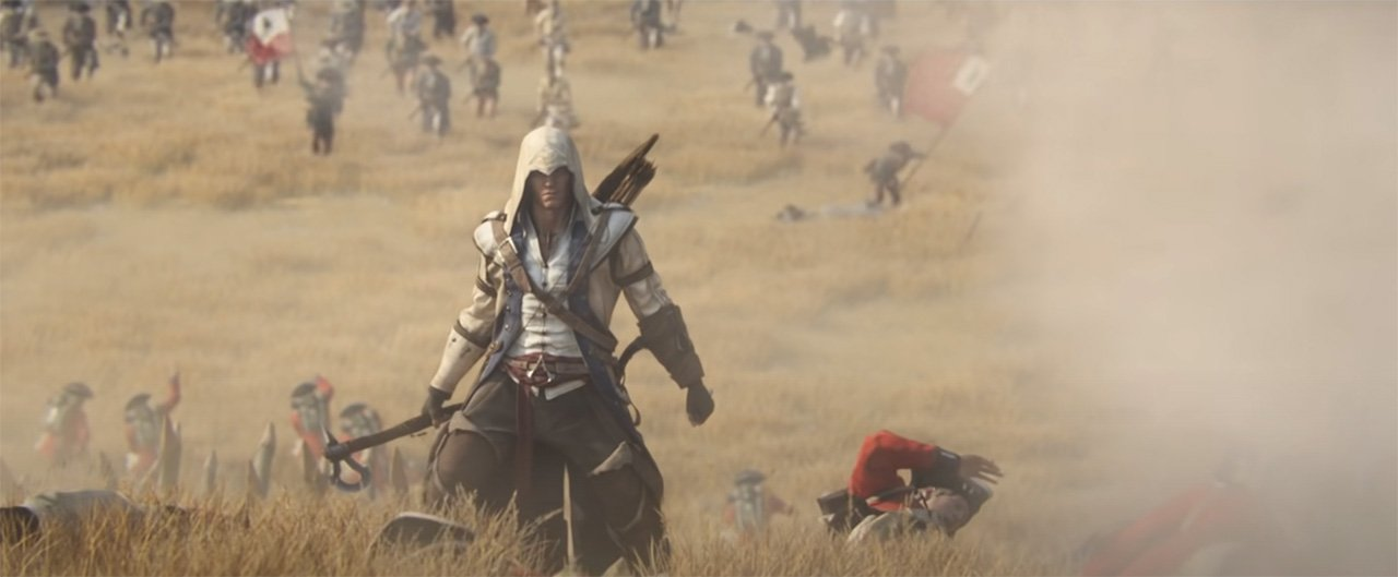 Assassin's Creed 3 Timeline