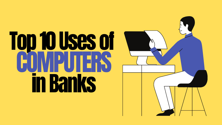 Use if computers in banks