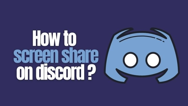 how to screen share on discord Chromebook